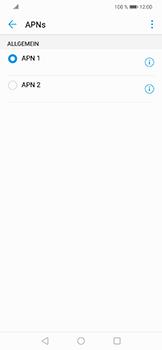 Huawei Nova 3 - Internet - Apn-Einstellungen - 18 / 26