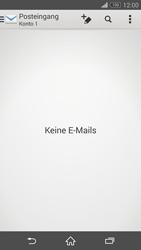 Sony D5803 Xperia Z3 Compact - E-Mail - Konto einrichten - Schritt 4