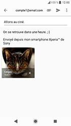 Sony Xperia XA2 - E-mails - Envoyer un e-mail - Étape 14