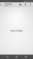 Sony Xperia Z3 Compact - E-Mail - 032c. Email wizard - Outlook - Schritt 4