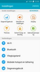 Samsung G920F Galaxy S6 - Internet - Uitzetten - Stap 4