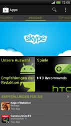 HTC One X - Apps - Einrichten des App Stores - Schritt 16