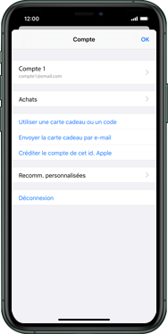 Apple iPhone 11 - Applications - Comment vérifier les mises à jour des applications - Étape 6