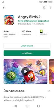 Huawei Mate 10 Pro - Android Pie - Apps - Herunterladen - Schritt 16