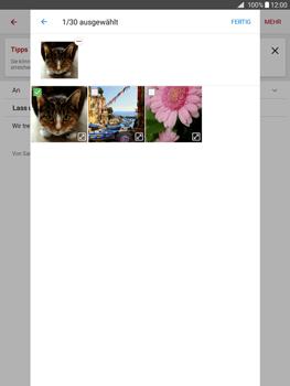 Samsung Galaxy Tab A 9.7 - E-Mail - E-Mail versenden - 2 / 2