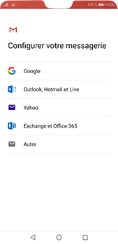 Huawei P20 Pro - E-mail - 032a. Email wizard - Gmail - Étape 7