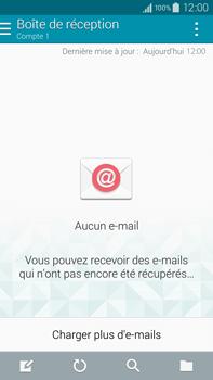 Samsung Galaxy Note 4 - E-mail - configuration manuelle - Étape 4