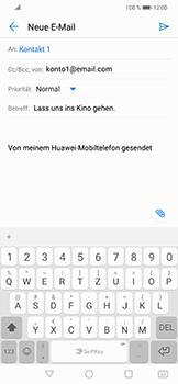 Huawei Nova 3 - E-Mail - E-Mail versenden - 8 / 17