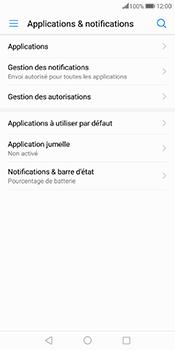 Huawei Mate 10 Pro - Applications - Comment désinstaller une application - Étape 4