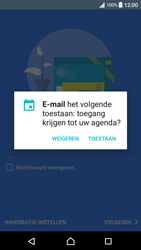 Sony Xperia XA - Android Nougat - E-mail - e-mail instellen (outlook) - Stap 12