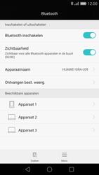 Huawei P8 - bluetooth - aanzetten - stap 5