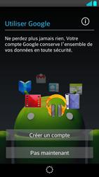 LG G2 - Premiers pas - Créer un compte - Étape 6