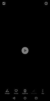Huawei Y6 (2018) - Photos, vidéos, musique - Créer une vidéo - Étape 15