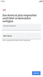 Nokia 8 - Android Pie - E-Mail - Manuelle Konfiguration - Schritt 20