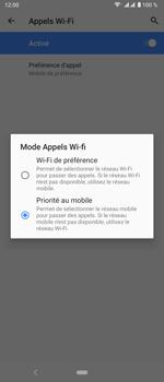 Sony Xperia 5 - WiFi - Activez WiFi Calling - Étape 13