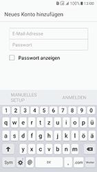 Samsung J510 Galaxy J5 (2016) DualSim - E-Mail - Konto einrichten (outlook) - Schritt 6