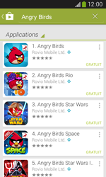 Samsung Galaxy Ace 3 - Applications - Télécharger une application - Étape 16