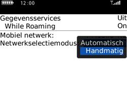 BlackBerry 8520 Curve - netwerk en bereik - gebruik in binnen- en buitenland - stap 5