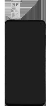 Samsung Galaxy S10 - Premiers pas - Insérer la carte SIM - Étape 3