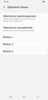 Samsung Galaxy S9 Android Pie - Réseau - utilisation à l'étranger - Étape 13