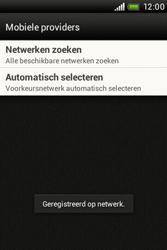 HTC A320e Desire C - Netwerk - gebruik in het buitenland - Stap 12
