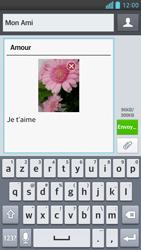 LG Optimus F6 - Contact, Appels, SMS/MMS - Envoyer un MMS - Étape 17