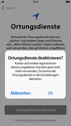 Apple iPhone 8 - iOS 11 - Persönliche Einstellungen von einem alten iPhone übertragen - 21 / 30