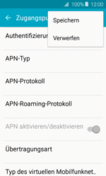 Samsung Galaxy J1 (2016) - Internet - Apn-Einstellungen - 16 / 36
