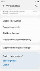 Samsung galaxy-xcover-4s-dual-sim-sm-g398fn - WiFi - Mobiele hotspot instellen - Stap 5