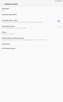 Samsung Galaxy Tab A 10.1 - Android Nougat - Internet - Handmatig instellen - Stap 24