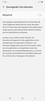 Samsung Galaxy A41 - Aller plus loin - Gérer vos données depuis le portable - Étape 10