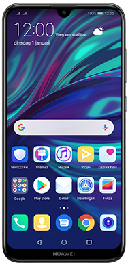 Huawei Y7 (2019) - Internet - handmatig instellen - Stap 28