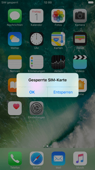 Apple iPhone 6 Plus - iOS 10 - Internet - Manuelle Konfiguration - Schritt 16