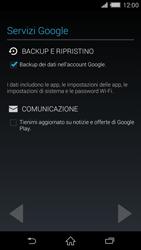 Sony Xperia Z2 - Applicazioni - Configurazione del negozio applicazioni - Fase 14
