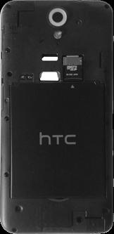 HTC Desire 620 - SIM-Karte - Einlegen - Schritt 6