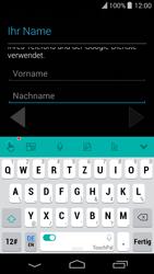 Wiko Highway Pure - Apps - Einrichten des App Stores - Schritt 6
