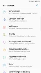 Samsung Galaxy S6 Edge - Android Nougat - WiFi - Mobiele hotspot instellen - Stap 4