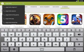 Samsung Galaxy Tab 3 10-1 LTE - Applicazioni - Installazione delle applicazioni - Fase 15