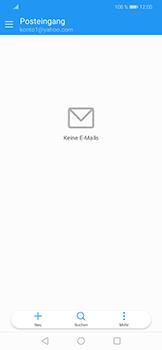 Huawei Honor Play - E-Mail - Konto einrichten (yahoo) - Schritt 9