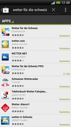 HTC One S - Apps - Installieren von Apps - Schritt 14