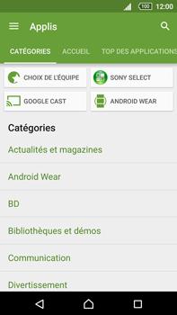 Sony Xperia Z5 Premium (E6853) - Applications - Télécharger des applications - Étape 7
