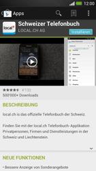 HTC One - Apps - Installieren von Apps - Schritt 7