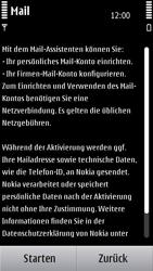 Nokia N8-00 - E-Mail - Konto einrichten - Schritt 6