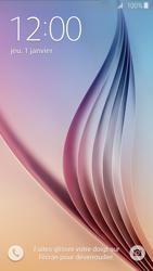 Samsung Galaxy S6 - Téléphone mobile - Comment effectuer une réinitialisation logicielle - Étape 5