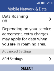 Nokia 8110 Banana - Internet - Manual configuration - Step 7