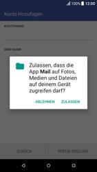 HTC One A9 - Android Nougat - E-Mail - Konto einrichten - Schritt 16