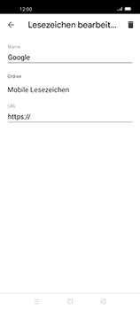 Oppo Find X2 Neo - Internet und Datenroaming - Verwenden des Internets - Schritt 11