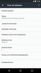 LG H791F Google Nexus 5X - Software update - update installeren zonder PC - Stap 5