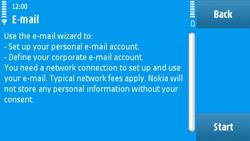 Nokia N97 - E-mail - Manual configuration - Step 8
