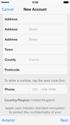 Apple iPhone 5c - Applications - setting up the application store - Step 23